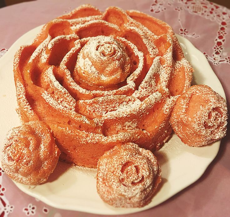 Romantica chiffon cake