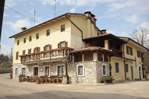 Friuli-Venezia Giulia, Albergo rurale Devetak, San Michele del Carso (Gorizia)