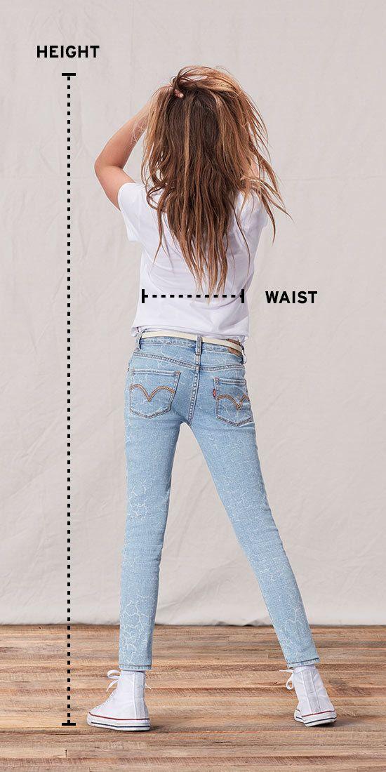 f7677c481 Mile High Super Skinny Jeans | Levis | Skinny jeans, Skinny ankle ...