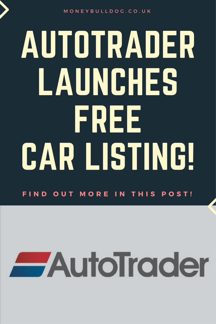 AutoTrader Launches Free Car Listing