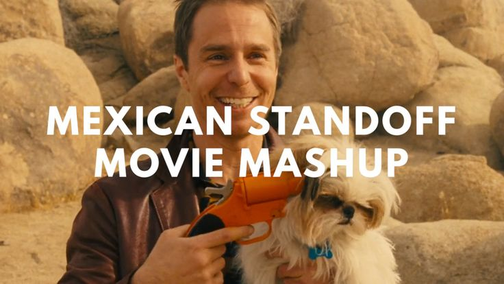 A Compilation of Mexican Standoffs in Movies