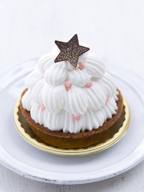 パティスリー キハチ、3種類の新作ケーキが詰まった「クリスマスBox」発売
