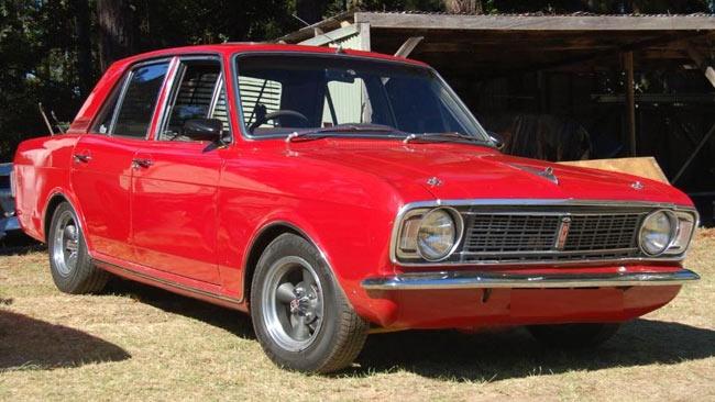 Ford Cortina MarkII