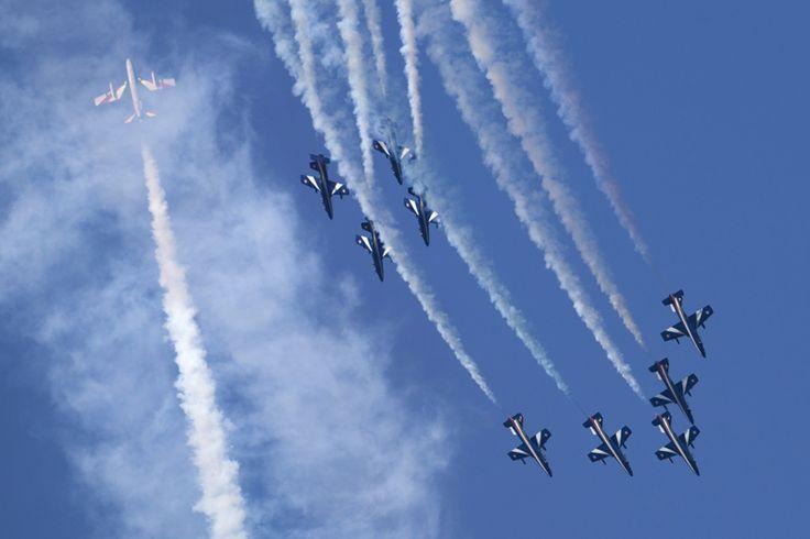 Eventi Aeronautica Militare 2017