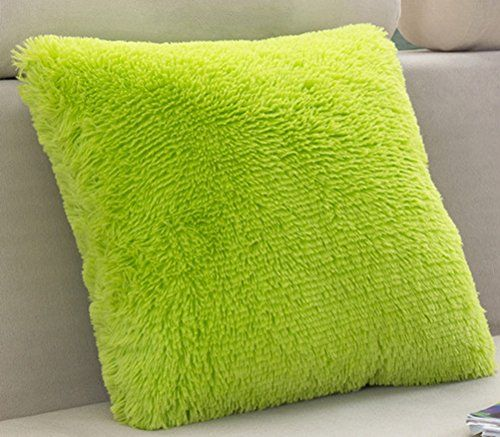 Candy Color Plush Stuffed Bed Throw Pillow LivebyCare Filled Cushion Filling Bed Pillows Cover Pattern Zipper For Teen Boy Girl Kid Children Bedroom * Check out this great product.