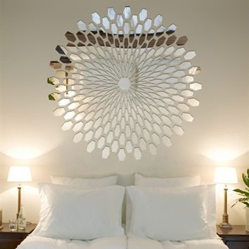 Wall Decals Reflective 3D- WALLTAT.com Art Without Boundaries $79