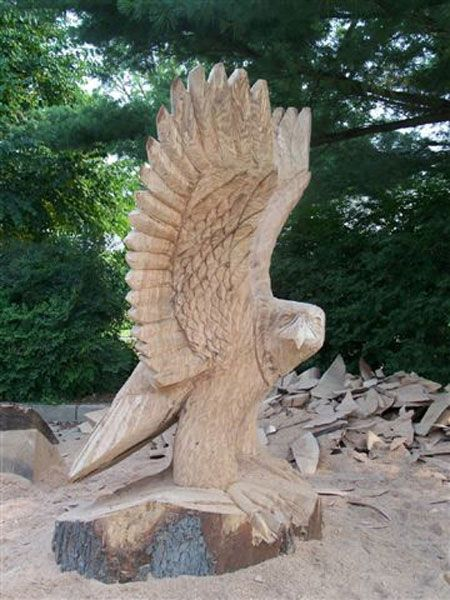 Top ideas about chainsaw art on pinterest firewood