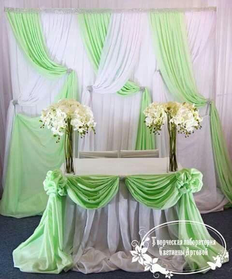 Ideas para decorar fiestas y eventos con telas for Decoracion para decorar