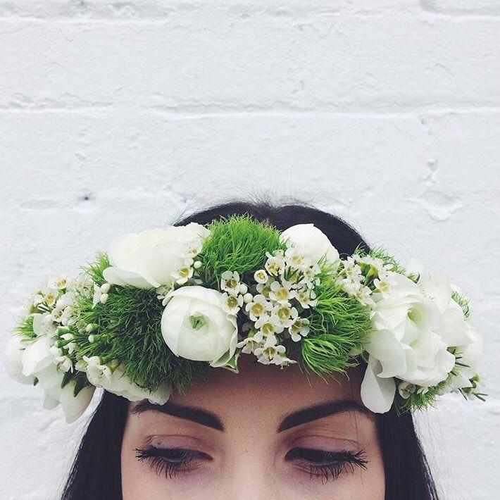 Flower Wreath//