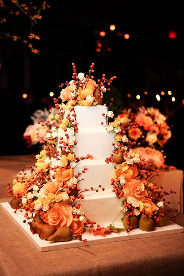 autumn wedding cake images 49 best images about fall wedding cakes on 10905