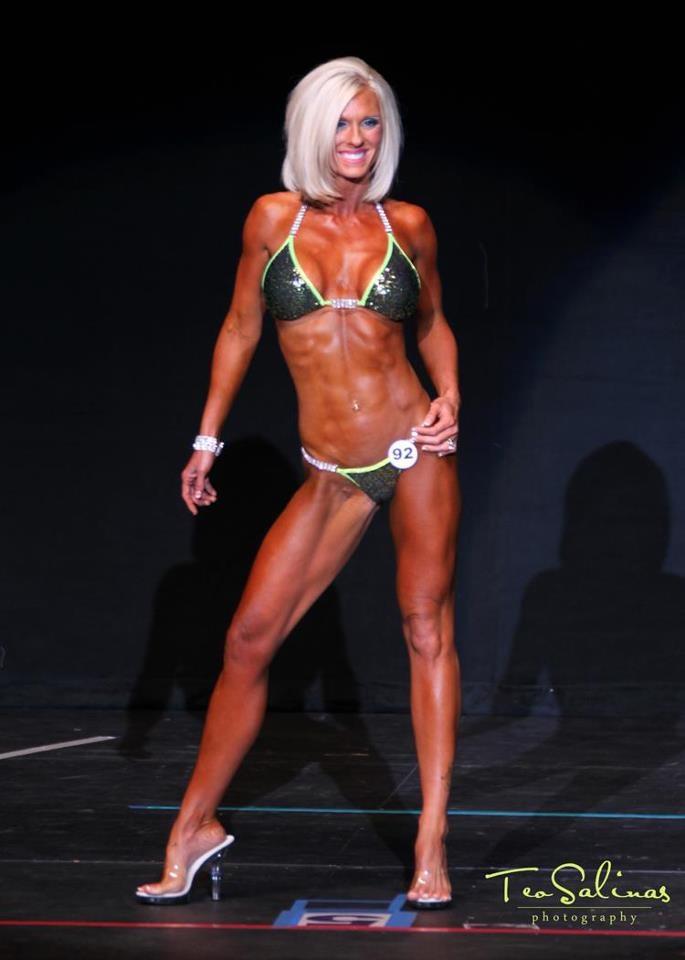 how to become an npc bikini competitor