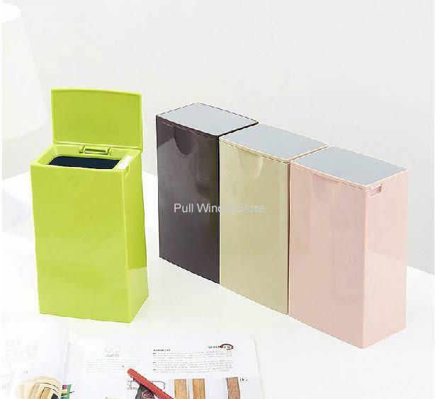 Творческий мусорное ведро мусорное ведро в форме держатель мини настольных мусорное ведро мусорное ведро творческий офисный стол ящик для хранения закуски ящик для хранения мусора баррелей