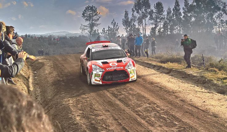 DS3 R5 Rally Fafe