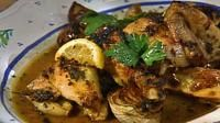Watch Full Episodes Online of In Julia's Kitchen With Master Chefs on PBS | Roast Chicken with Garlic and Lemon with Gordon Hamersley
