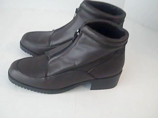 Foot Hills Waterproof Womens Boots Brown CO 3915 10 M Canada #FootHills #AnkleBoots #Casual