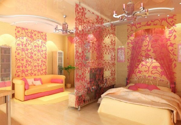 toddler princess room ideas | Pink Bedroom Ideas for Little Girl | Better Home and Garden
