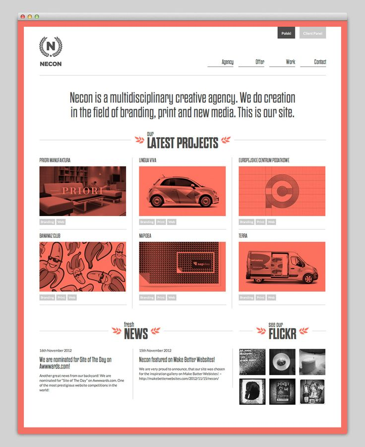 web design http://www.necon.pl/en