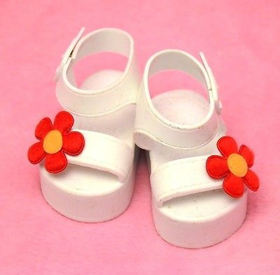 Doll-Shoes-Plastic-sandals-fit-18-Doll