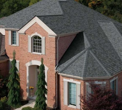 Best Trudefinition® Duration® Shingles Quarry Gray 400 x 300