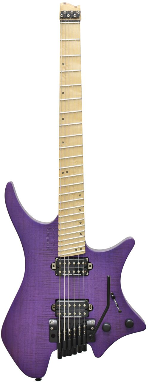 Get yourself the Strandberg Boden OS6 Tremolo Plum, Maple from the UK's Largest Guitar Store.  Buy today and get this Strandberg with Free Delivery.