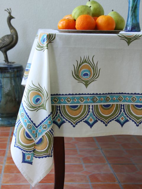 best 25+ peacock tablecloth ideas on pinterest | peacock wedding