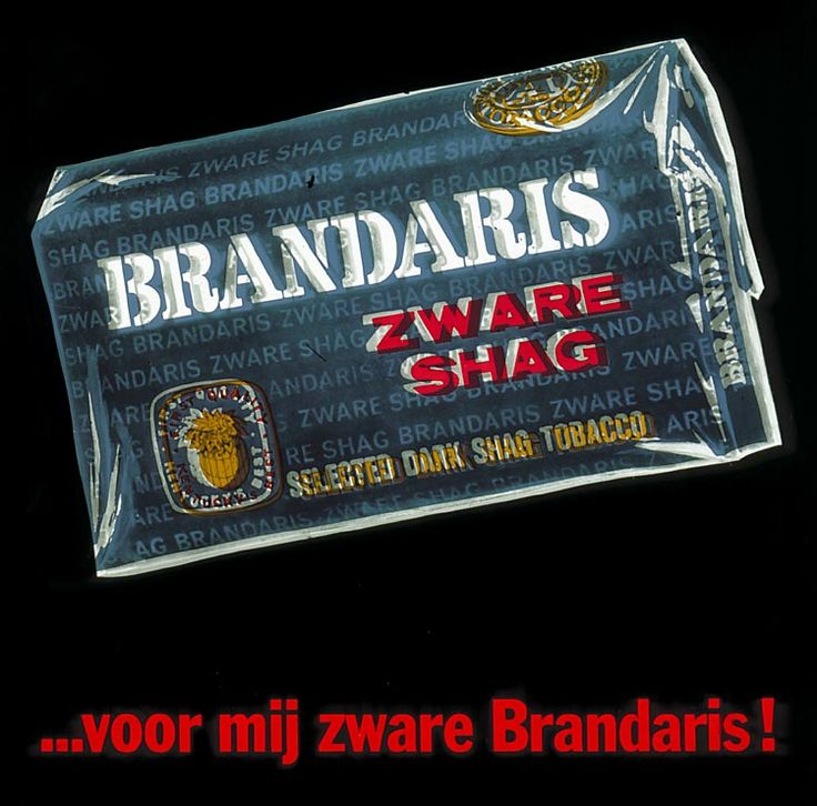 Het Geheugen van Nederland - ♥reclame voor shag was nog gewoon