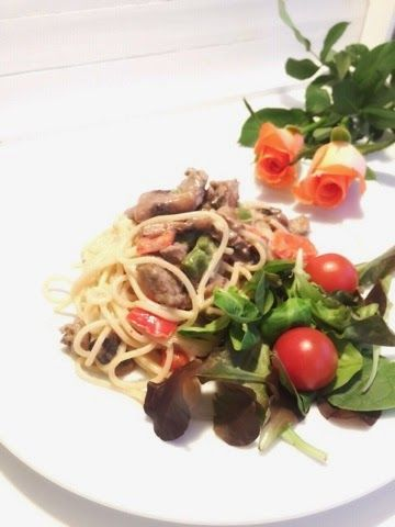 Du sökte efter Pasta la gondola - Victorias provkök