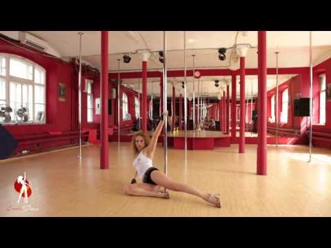 Видеоуроки Школы танцев Exotic Dance. Урок 19.3.