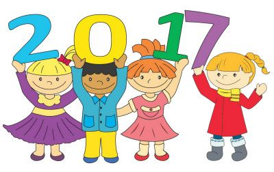 A happy 2017 to all kids and  their families. Happy New Year!
