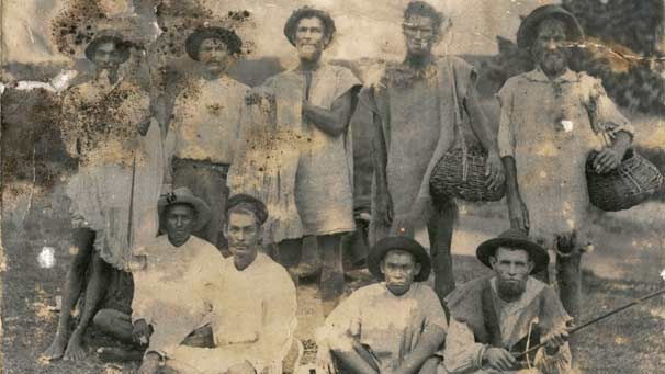 White Slaves in the Sugar Plantations of Barbados. None of the Irish victims ever made it back to their homeland to describe their ordeal. These are the lost slaves; the ones that time and biased history books conveniently forgot.