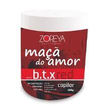 Botox Matizador Vermelho 500g Zoreya Profissional Frete Grat