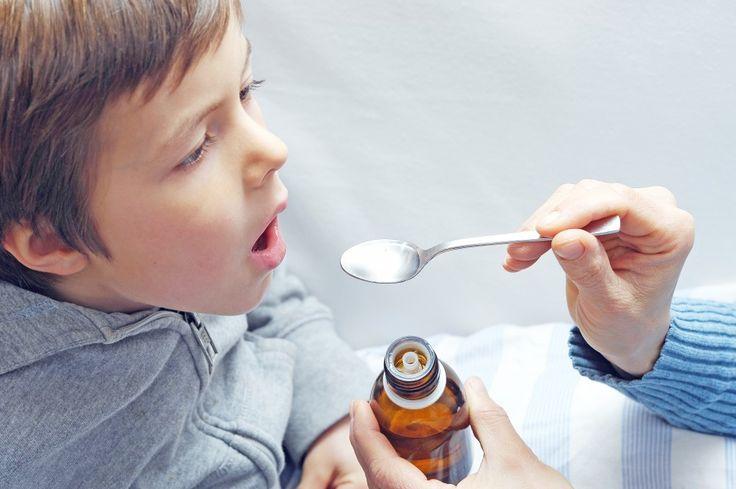 Für Kinder kein Codein Hustensaft! Bild: photophonie - fotolia