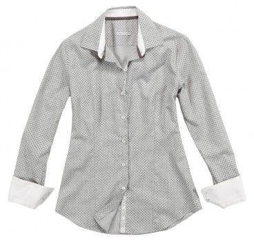Camicia grigia con micro-rombi.   Seguici anche su                           www.redisrappresentanze.it