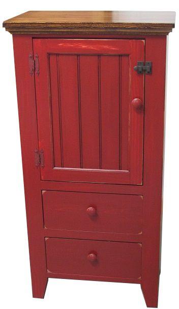 McCall 2-Drawer Cupboard