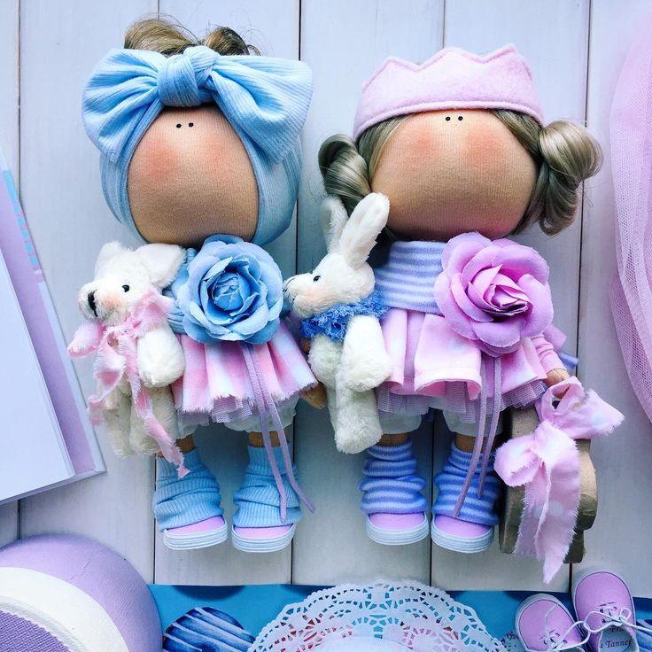 фото с выкройками прикольных кукол отличается друг