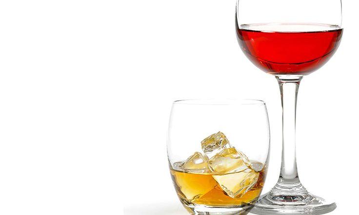 Bebe de forma moderada