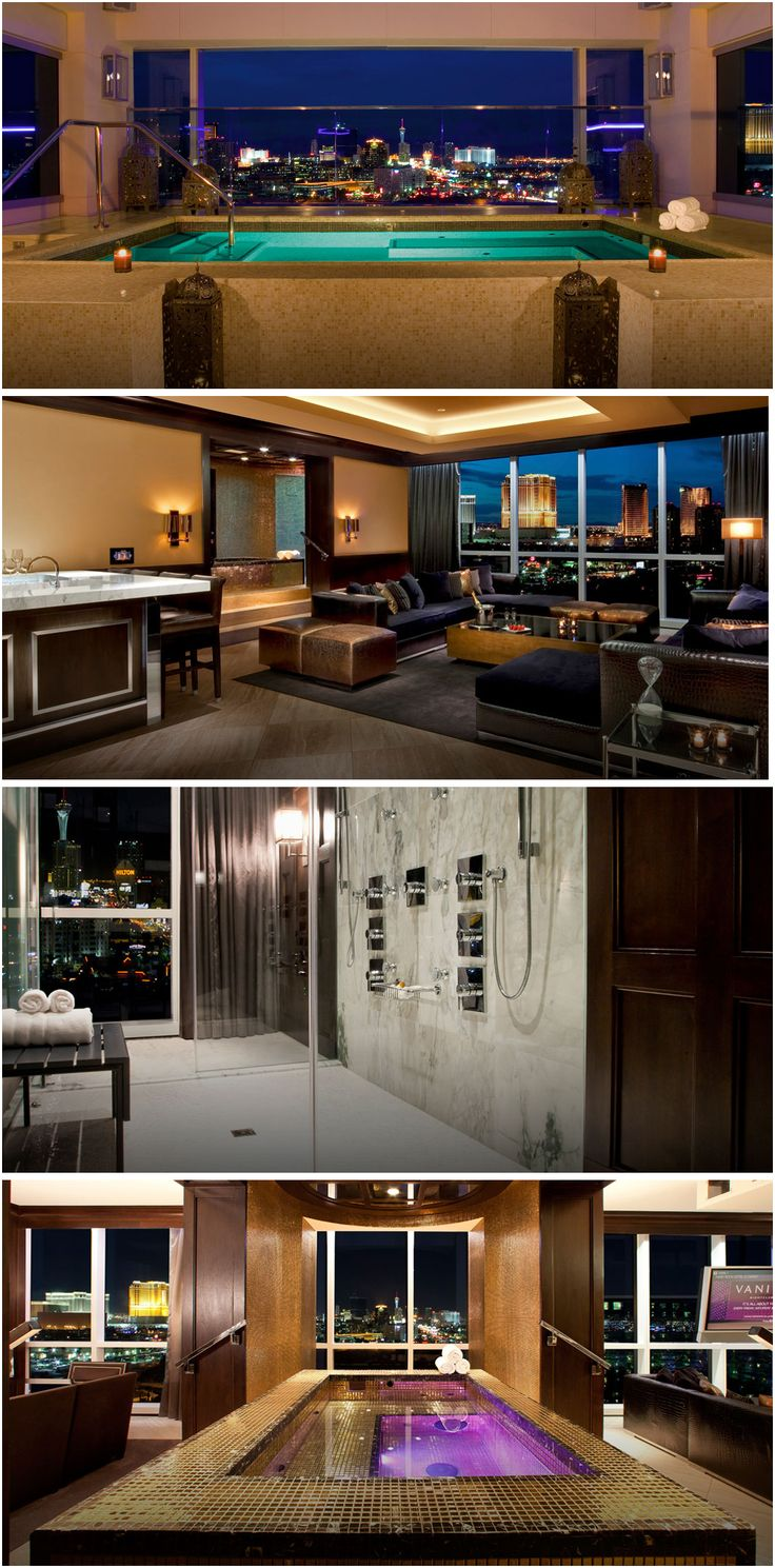Hotel Appartements Luxuriose Einrichtung Hard Rock Hotel Las Vegas ...