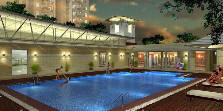 Orris Infrastructure | Real Estate in Gurgaon: ORRIS CLUB HARBOR