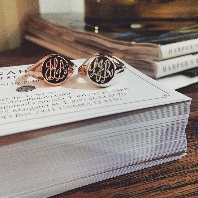 For Him. For Her. For their Monogram Moment... #LDMonogram  Create yours www.lannahdunn.com