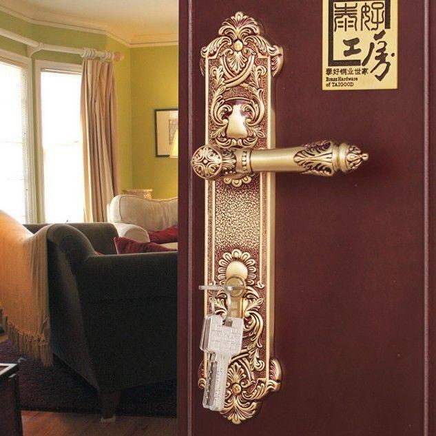 84 best Creative Door Hardware images on Pinterest | Lever door ...