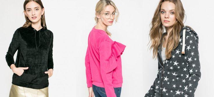 Modne bluzy damskie wiosna 2018