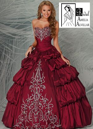 Bridal amelia alvillar el paso texas quinceanera for Wedding dresses el paso tx