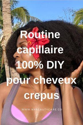 Bricolage prepoo care, shampooing, masque hydratant, scellants sans rinçage et à l'huile …