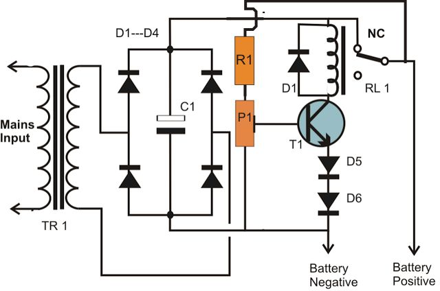 Automatic #CarBatteryCharger | #ElectronicsCircuit| #ElectricalCircuit…