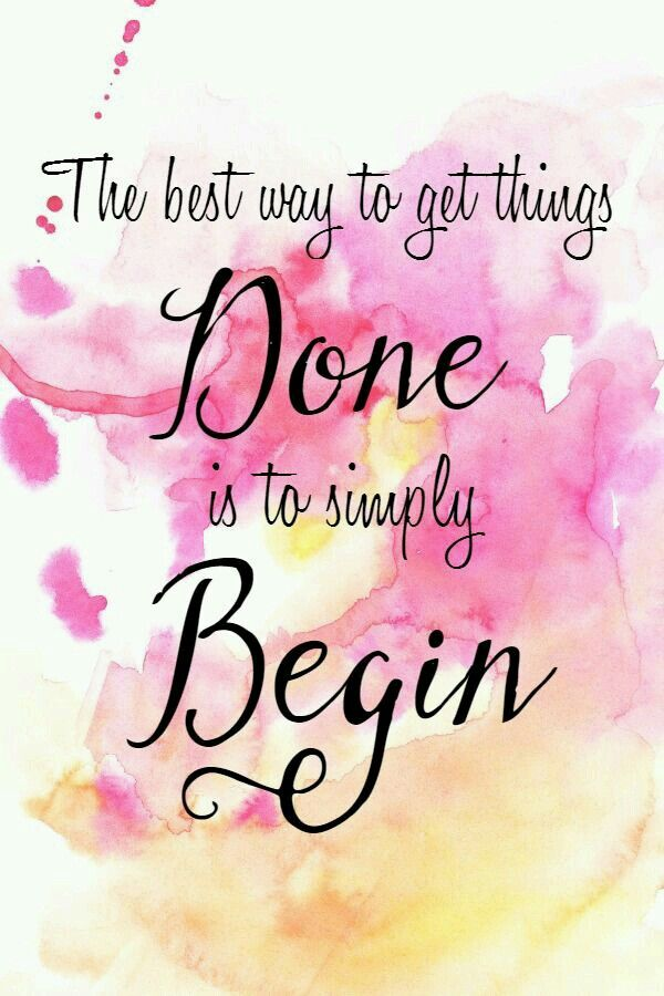 Quotes For Motivation And Inspiration QUOTATION Image As The Quote Says Description Great Ideas Tackling Procrastination Getting Things Done
