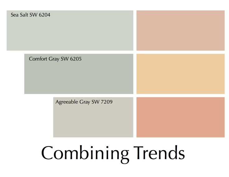 decor trends 2015 | Responses to Color Teasers for Sherwin-Williams Colormix™ 2015
