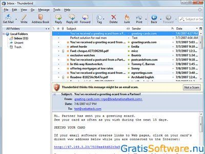 Gratis Outlook en Outlook Express Alternatieven Downloaden