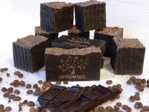 Мыло с нуля Кофейно-Шоколадное, подробный мастер-класс.