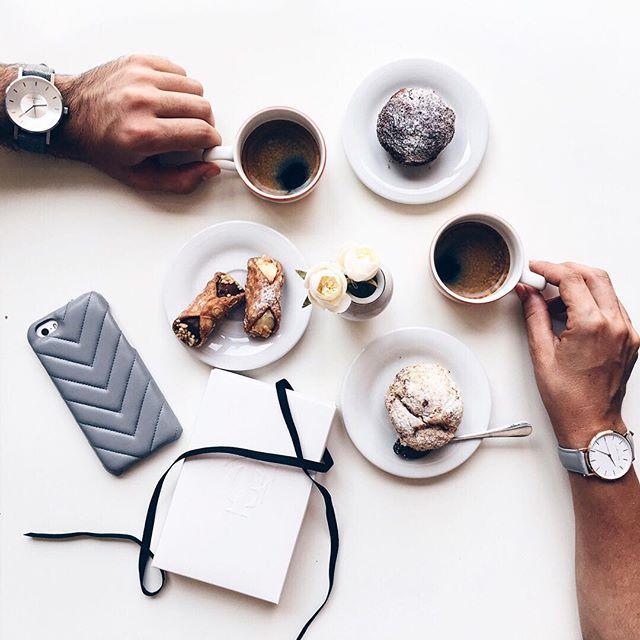 Buongiorno / Good morning! #vnappagrey #techfashion #thecasefactory Photo by: @putrinofabrizio