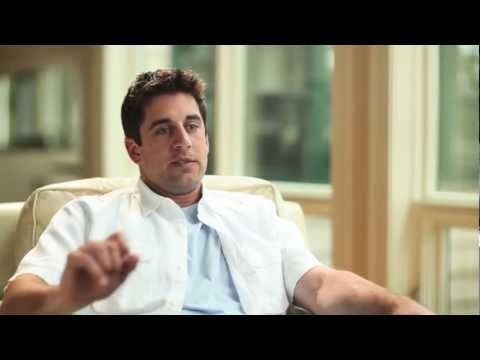 Football star Aaron Rodgers knows quite a bit about perseverance. Listen as he tells Prevea Health about his experiences overcoming adversity and how they've made him who he is today.    Prevea Health is proud to partner with Aaron Rodgers for a healthier Northeast Wisconsin and Lakeshore.     Together, we're changing the game.  Be a part of it at http://www.prevea.com